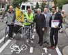 13.09.2012 - Inaugurazione della pista ciclabile di via Caneve