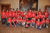 06.06.2014 - Laura Fincato riceve le squadre di Dragon Boat di Cà Foscari, Iuav e di Suzhou