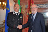 31.03.2014 - Giorgio Orsoni riceve il nuovo Comandante Interregionale dei Carabinieri Gen. Div. Antonio Ricciardi