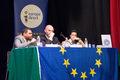 tavolo dei relatori