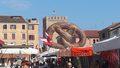 stand in Piazza Ferretto
