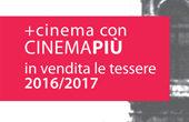 LOCANDINA CINEMAPIU 2016 - 2017