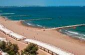 la spiaggia del lido